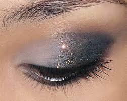beautiful glitter eye makeup