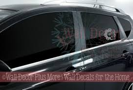 No 1 Nana Vinyl Window Car Decals Sticker For Grandma S Car Window 8 Inch