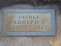 Adolph Thomas Wagner (1890-1962) - Find A Grave Memorial