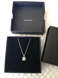 925 sterling silver necklace with