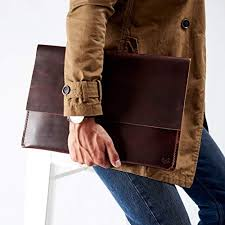 com capra leather macbook case