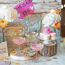 how to host a bridal shower