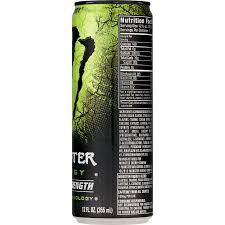 monster energy drink 12 fl oz