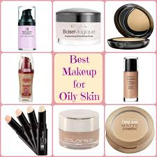 best makeup to use for oily skin