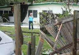 Tornado damage in south county | Vero News