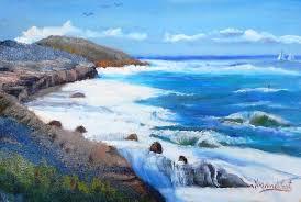 Kilcaire Beach - OzArt Finder