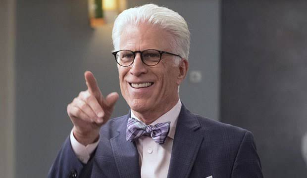 Resultado de imagem para the good place best person""