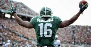 Spartans' Aaron Burbridge wins Big Ten award