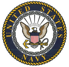 Navy Window Decal American Legion Flag Emblem