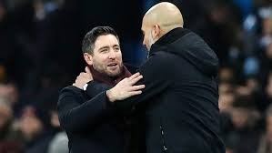 Lee Johnson: Pep Guardiola said we played better than most top ...