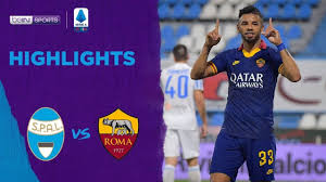 SPAL 1-6 Roma | Serie A 19/20 Match Highlights - YouTube