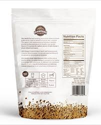 smooth whole milled flaxseed 1 lb