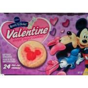 pillsbury sugar cookies valentine