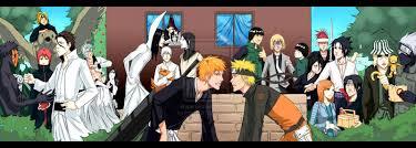 Bleach Naruto Crossover   Anime crossover, Bleach art, Anime shows