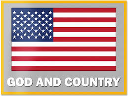 Amazon Com Best In Auto God And Country Usa Flag Color Car Decal Vinyl Sticker 4 Inches Large Rear Window Automotive