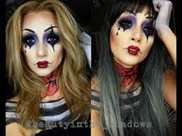 fun and easy mime makeup you