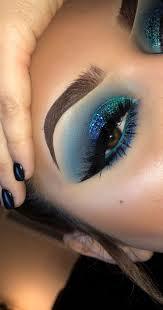 blue eye makeup tutorial saubhaya makeup