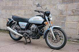 1980 moto guzzi v50 mk2 clic bike