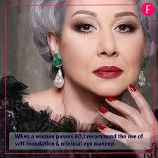 makeup for 40 year old woman saubhaya