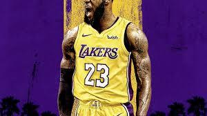 la bron the new la king outkick