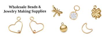 whole beads and charms jewelry