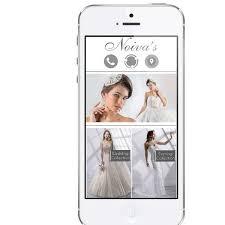 noivas wedding dresses mobile app by