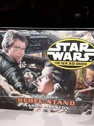Rebel Stand : Enemy Lines III (Star Wars NJO) By Aaron Allston ...