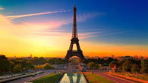 eiffel tower paris france 4k 8k