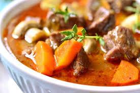 crock pot low fat beef stew recipe