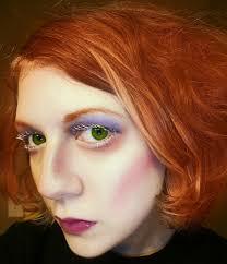 mad hatter makeup a makeup look