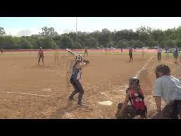 Myra Peterson (Pitcher) of the Illinois Impact - YouTube