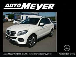 Find Mercedes-Benz GLE 500 from 2016 for sale - AutoScout24
