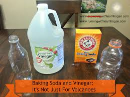 baking soda and vinegar it s not just