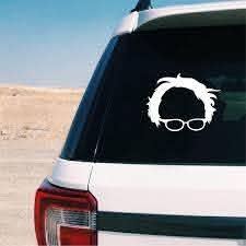Bernie Sanders Vinyl Art Sticker Car Window Decor Feel The Burn Laptop Decal For Apple Macbook Pro Air Decoration Wall Stickers Aliexpress