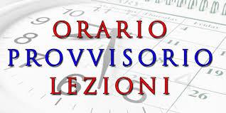 """Istituto di Istruzione Superiore """"Don Lorenzo Milani"""" - Orario provvisorio  lezioni a.s. 2018/19."""