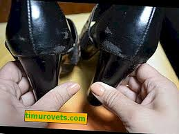 ways to remove scratches from patent shoes