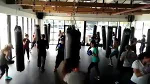 the gym boxing and fitness you