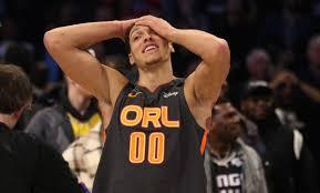 Fans: Aaron Gordon was robbed in dunk contest - Orlando Sentinel
