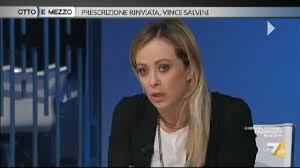 Giorgia Meloni VS Travaglio, Giannini e Gruber a