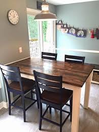 trishelle counter height dining table