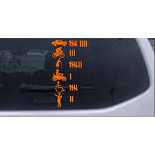 Keeping Count Car Or Truck Window Decal Sticker Walmart Com Walmart Com