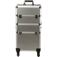 china rolling makeup case 2 in 1 makeup
