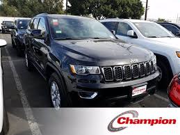 new jeep grand cherokee vehicles