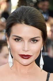 ava west makeup beauty cannes 2016