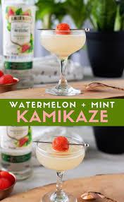 watermelon mint kamikaze tail