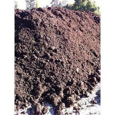 cow dung post for gardens and