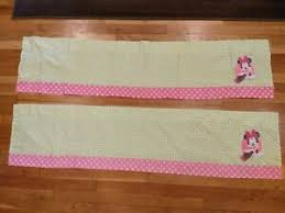 Minnie Mouse Curtains Products For Sale Ebay