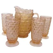 iced tea glasses whitehall by colony