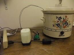 homemade precision fermenter