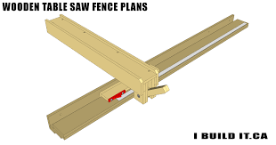 Build This Wooden Table Saw Fence From These Easy To Follow Plans Table Saw Fence Diy Table Saw Fence Table Saw
